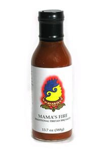 Mama's Fire BBQ Sauce